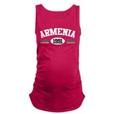 Armenia 1991 Maternity Tank Top