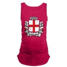 Stylish England Crest Maternity Tank Top