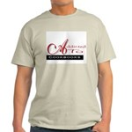 Addicted To Cookbooks Ash Grey T-Shirt