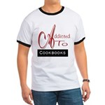 Addicted To Cookbooks Ringer T