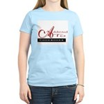 Addicted To Cookbooks Women's Pink T-Shirt