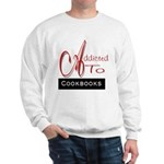 Addicted To Cookbooks Sweatshirt