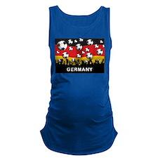 Germany Football Maternity Tank Top