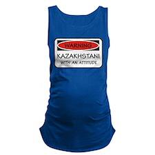Attitude Kazakhstani Maternity Tank Top