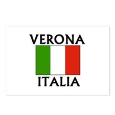 Verona, Italia Postcards (Package of 8)