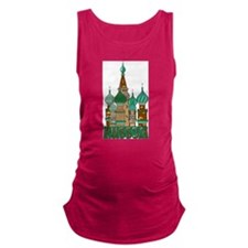 Russia Maternity Tank Top