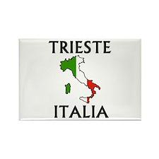 Trieste, Italia Rectangle Magnet (100 pack)