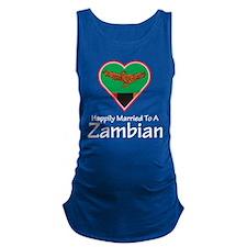 Happily Married Zambian Maternity Tank Top