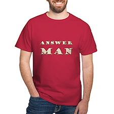 Answer Man T-Shirt