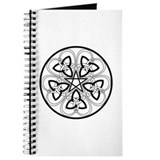 Celtic Heart Pentacle2 Journal