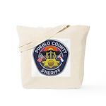 Pueblo Sheriff Tote Bag