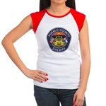 Pueblo Sheriff Women's Cap Sleeve T-Shirt