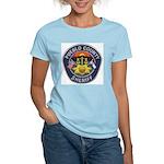 Pueblo Sheriff Women's Pink T-Shirt