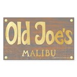 Old Joe's Rectangle Sticker