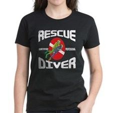 Rescue SCUBA Diver Tee