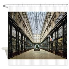 Rotterdam_-_Arcade Shower Curtain