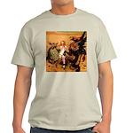 Hudson 9 Ash Grey T-Shirt