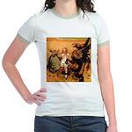 Hudson 9 Jr. Ringer T-Shirt