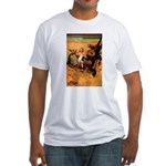 Hudson 9 Fitted T-Shirt