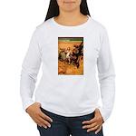 Hudson 9 Women's Long Sleeve T-Shirt