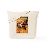 Hudson 9 Tote Bag