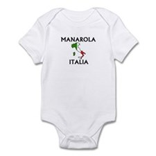 Manarola, Italia Infant Bodysuit