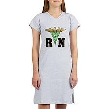 RN / Nurse Women's Nightshirt