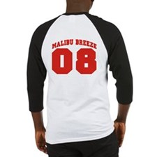 """Malibu Breeze"" Baseball Jersey"