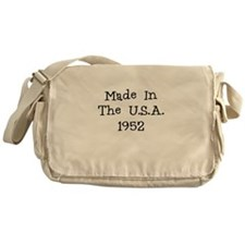 Made in the usa 1952 Messenger Bag