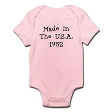 Made in the usa 1952 Body Suit