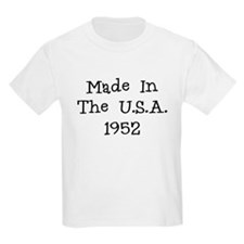 Made in the usa 1952 T-Shirt