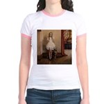 Hudson 1 Jr. Ringer T-Shirt