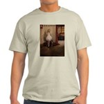 Hudson 1 Ash Grey T-Shirt