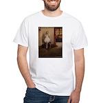 Hudson 1 White T-Shirt