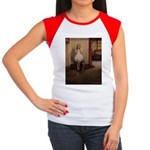 Hudson 1 Women's Cap Sleeve T-Shirt