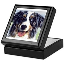 Cute Dogs Keepsake Box
