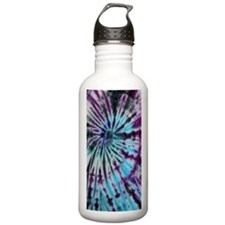 Tie Dye Design Water Bottle