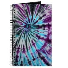 Tie Dye Design Journal