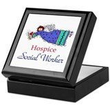 Hospice SW Angel Keepsake Box