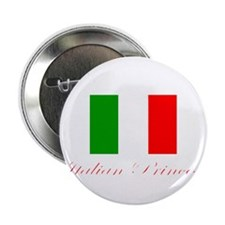 "Italian Princess 2.25"" Button (100 pack)"