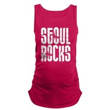 Seoul Rocks Maternity Tank Top