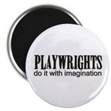 Playwrights do it with Imagin Magnet
