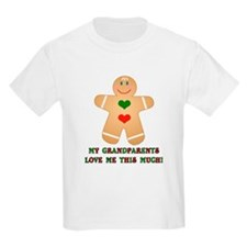 My grandparents love me Kids T-Shirt