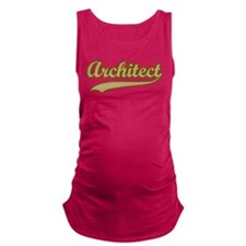 Retro Architect Maternity Tank Top