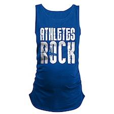 Athletes Rock Maternity Tank Top