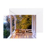 Cool The vineyard Greeting Cards (Pk of 10)