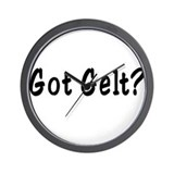 Got Gelt? Wall Clock