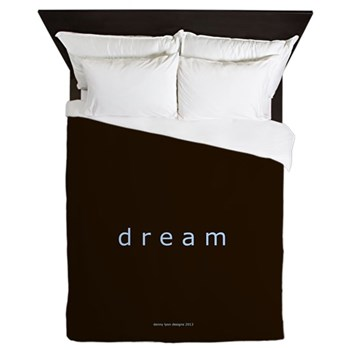 Coffee Dream Queen Duvet