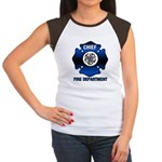 Fire Chief Women's Cap Sleeve T-Shirt