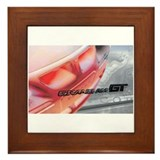 Pontiac Grand Am Framed Tile